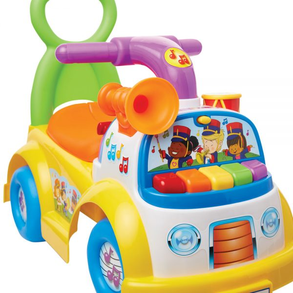 Fisher Price Music Parade Ride-On