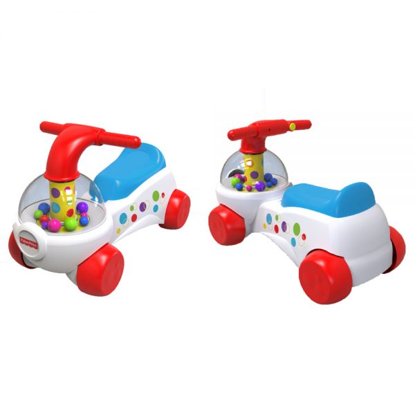 Fisher Price Pop-Corn Popper Ride-On