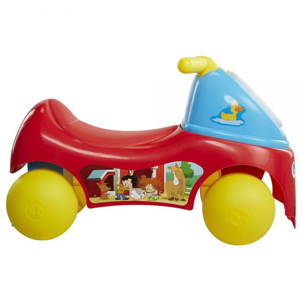 Fisher-Price Little People See 'N Say Farm Ride On